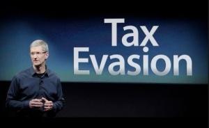 apple tax evasion