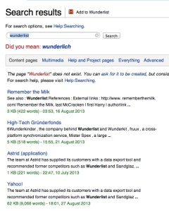 wunderlist search 1