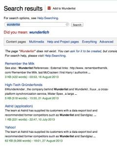 wunderlist search 1