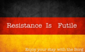 german borg flag