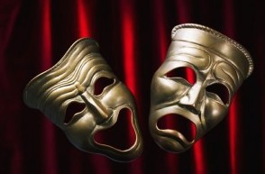 mask comedy