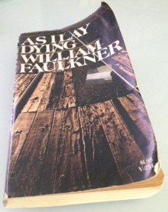 as i lay dying paperback