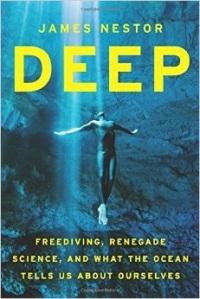 Deep Freediving Cover Nester