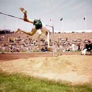high jump before 1968