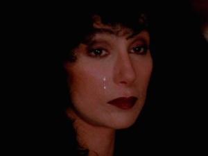 moonstruck tears