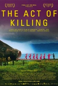 the act of killing cover
