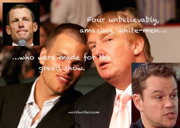 four white men of 2015 and beyond