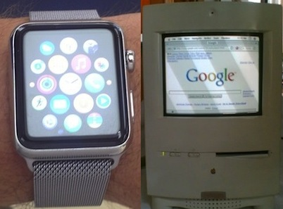 apple watch v colour classic on the internet