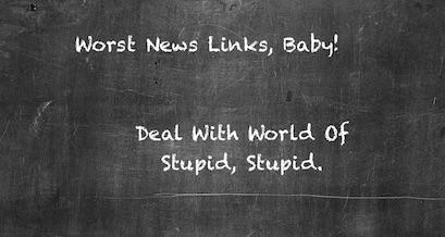 worst news links