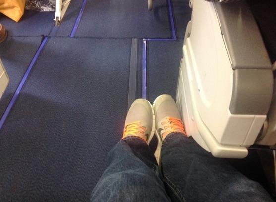 Special leg room economy class