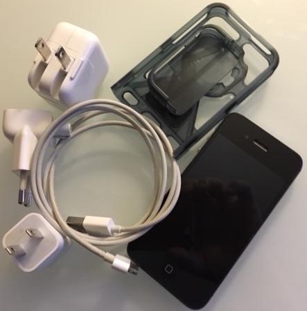 Adieu iPhone 4s