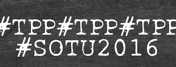 TPP SOTU 2016 chalkboard