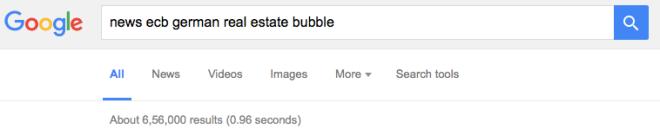 ecb-german-real-estate-bubble