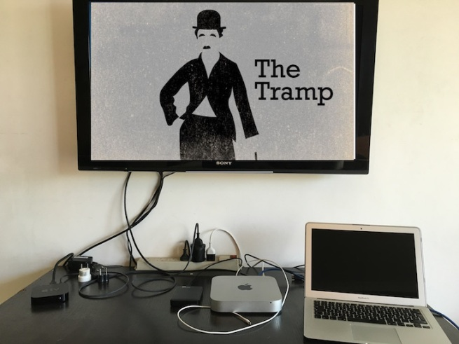 india tech travel equipment and the tramp