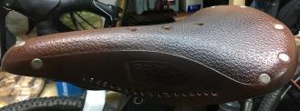 charger gx touring brooks saddle 2