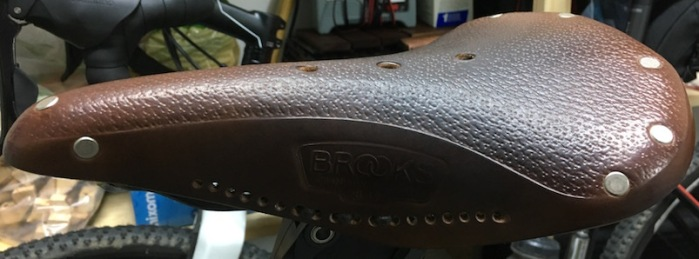 charger gx touring brooks saddle 2