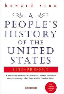 a peoples history - howard zinn