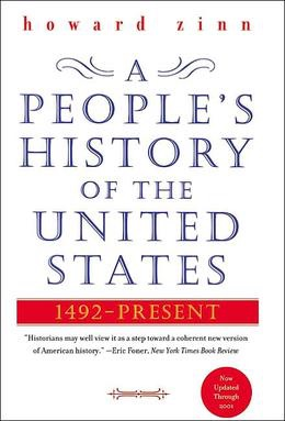 a peoples history - howard zinn