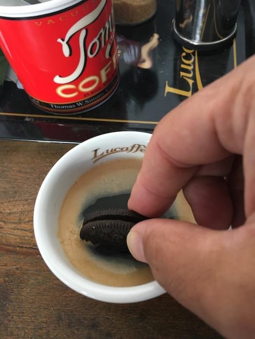 oreo espresso