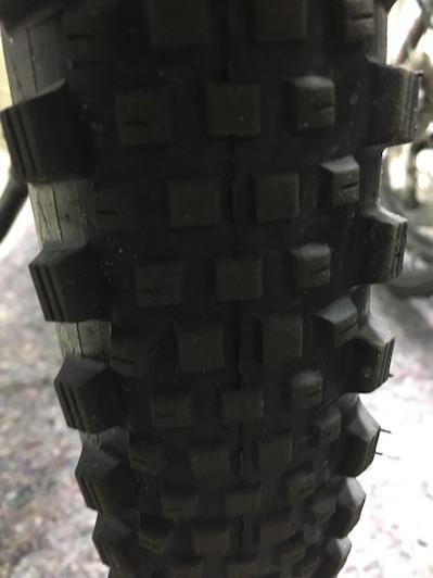 rear tire 2000km