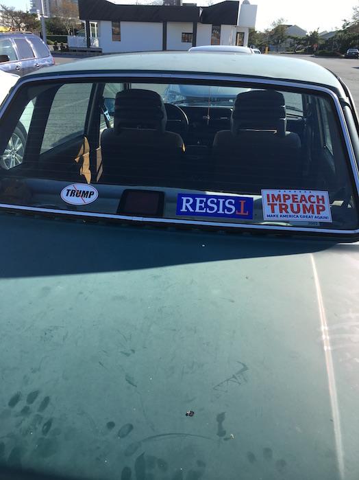 resist trump much