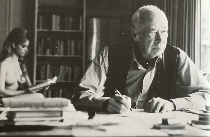 henry miller and muse