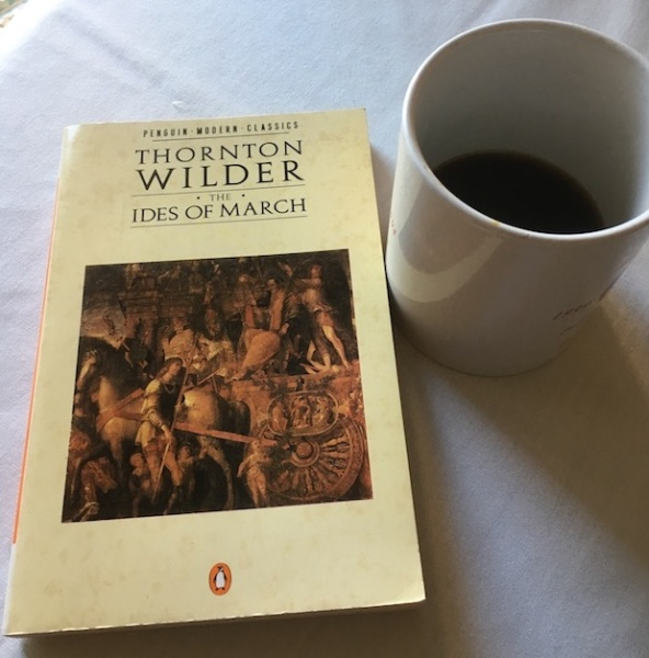 ides of march and coffee