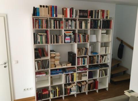 IMG_4mocoba bookshelves almost filled.JPG