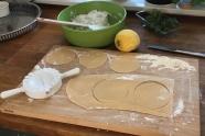 lemon ricotta ravioli slightly burnt 3