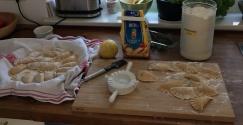 lemon ricotta ravioli slightly burnt 4