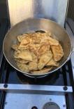 lemon ricotta ravioli slightly burnt 9