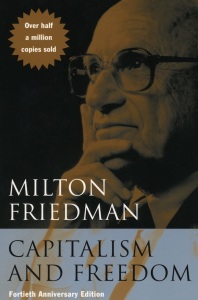 capitalism and freedom friedman