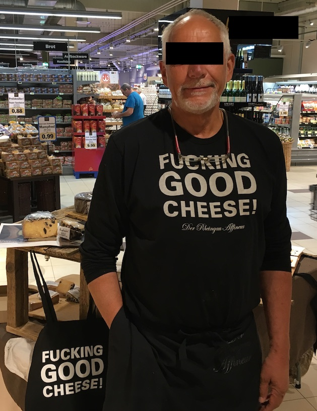 selling cheese in Europe