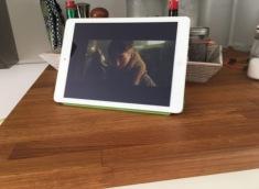 kitchen iPad Air