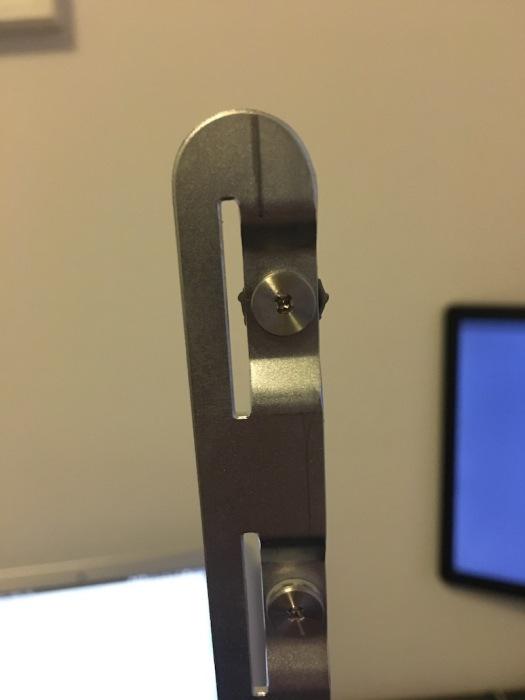 screwed screw