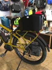 e-bike stuff and pug 3