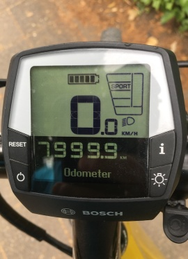 charger gx 8000km 3