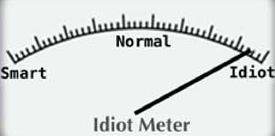 stupid meter